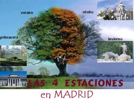 imagen LAS CUATRO ESTACIONES en MADRID